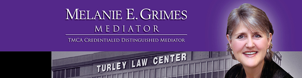 Melanie E. Grimes - Mediator, Dallas, Texas